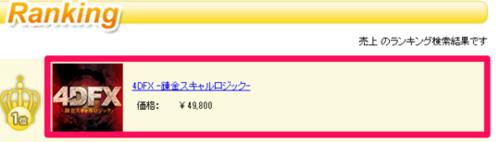 4DFX・インフォトップ FX部門・24時間ランキング1位.PNG